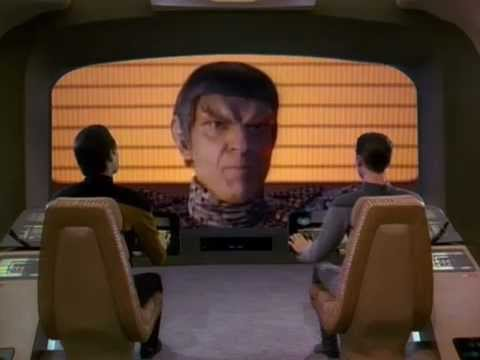 Captain Picard singularly impressed.