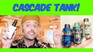 The Cascade SubOhm Tank By Vaporesso!