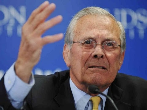 Donald Rumsfeld Destroyed By Gentle NPR Host
