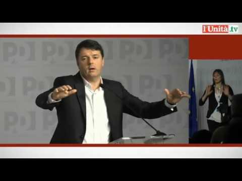 Intervento di Matteo Renzi - Assemblea nazionale 19 febbraio 2017