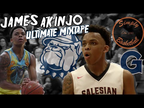 James Akinjo Ultimate Mixtape! The Future of the Georgetown Hoyas! Northern California POY!!!