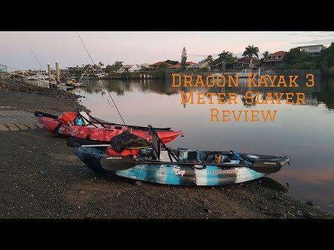Dragon Kayak 3 Meter Slayer Review