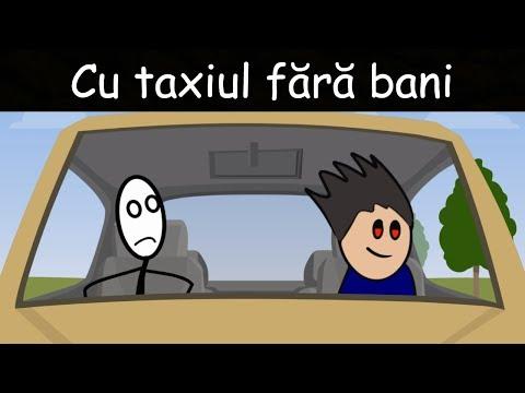 """Pălărie, Taxiu' Și """"Aolo n-am bani la mine!"""""""