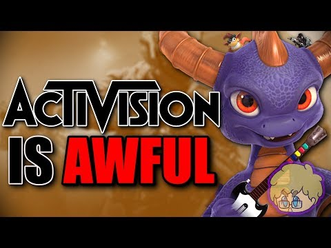 Activision is Awful