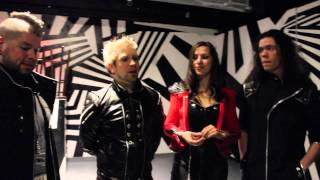 The RABID WHOLE INTERVIEW with Music Junkie Press at the DNA Lounge 2014