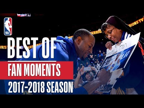 Best of Player + Fan Moments | 2018 NBA Season