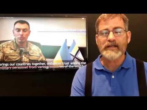 Breaking US Marines Land On The Shores of Ukraine