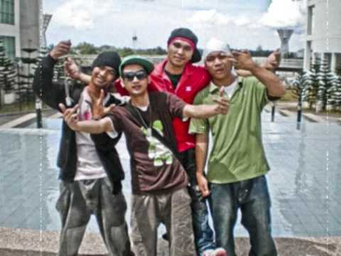 KNOW NO AND THE GENG-RAPPER SARAWAK
