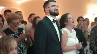 Niespodzianka dla Pary Młodej na weselu
