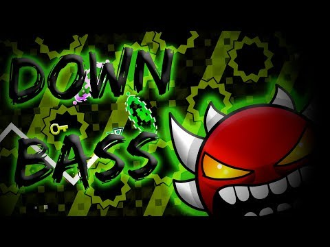 Geometry Dash | Down Bass (Extreme Demon) by Spectra