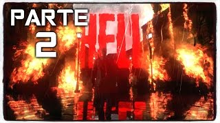 BLUES AND BULLETS EPISODE 1 Gameplay Español Parte 2 PC - 1080p HD 60fps
