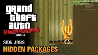 GTA Liberty City Stories Mobile - Hidden Packages