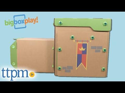 Five Unit Set Castle Theme from BigBoxPlay