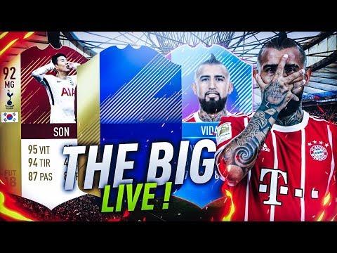 FIFA 18 - PACKS ELITE + SBC VIDAL 90 + DEBRIEF CDM AVEC MES PARIS !