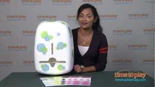 Diaper Caddy & Wipe Dispenser From Bobee