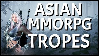 5 Asian MMORPG Tropes | Which Ones We Like and Don't | MMORPG Discussion