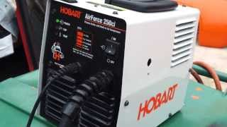 hobart 250ci plasma cutter