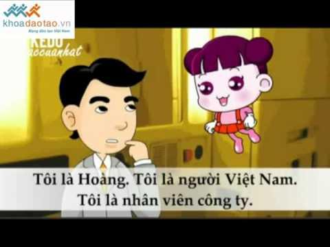 Học Tiếng Hàn Sơ Cấp Bằng Phim Hoạt Hình   Bài cuối  Rất Vui Được Gặp Bạn   Vui Học Tiếng Hàn