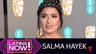 """Latinx now! salma hayek ha sido escogida para interpretar el papel de """"ajak"""", en la próxima película del universo marvel titulada """"the eternals"""" y esto co..."""