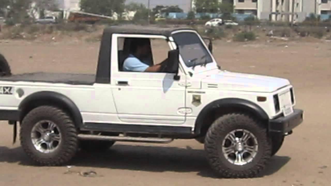 Maruti Suzuki Gypsy Used Car