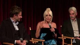 """Lady Gaga, Bradley Cooper, Sam Elliott - Academy conversation """"A star is born"""" Video"""