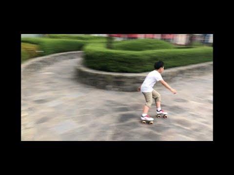 승미니의 street Roller Skating / 스트릿 롤러 스케이팅/ 롤러스케이트/ 프리스타일/ 롤러코리아 [4K 고화질] Ep. 1
