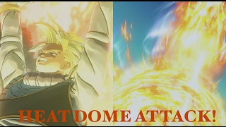 the ultimate finish future trunks heat dome attack part 9 dragon ball xenoverse 2