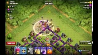 Clash of Clans Attack 2