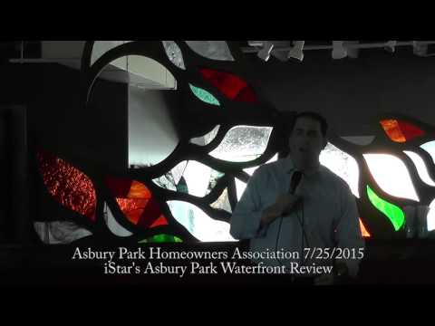 7-25-15 APHA iStar Waterfront Review