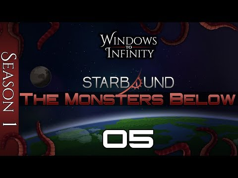 Collateral Damage - Starbound: The Monsters Below 05 (Machinima)