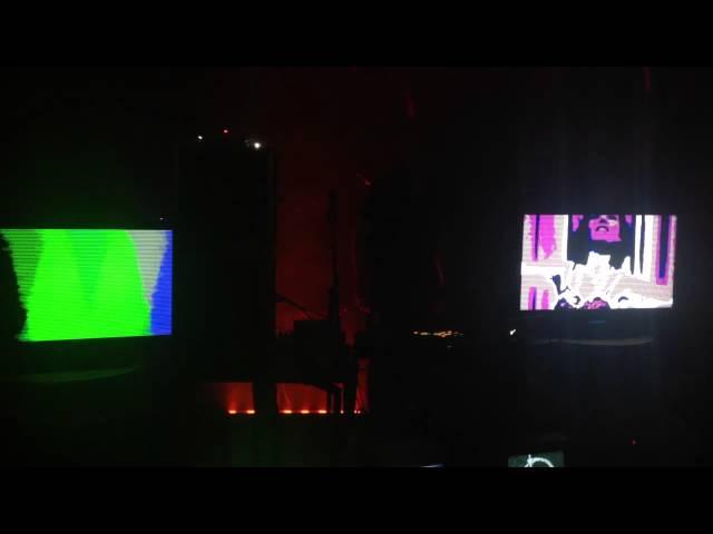 Holm/Mirland: Live at Dark Market, 2014