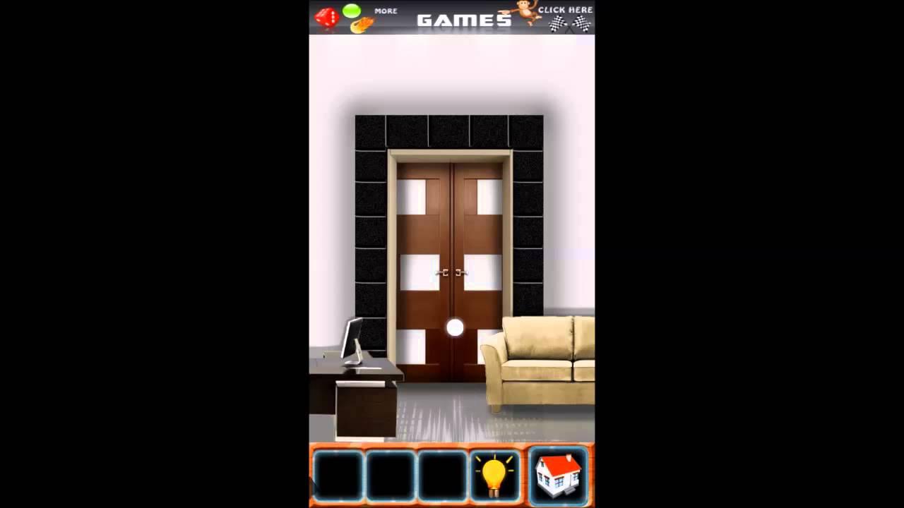 100 doors classic escape level 23 walkthrough youtube for 100 doors door 23