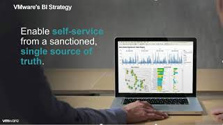 VMware: Tableau and SAP-HANA enables real-time, self-service BI and analytics