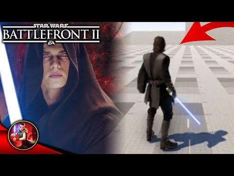 ANAKIN SKYWALKER MUESTRA - Nuevas Noticias - EA - Star Wars Battlefront 2 - ByOscar94 thumbnail