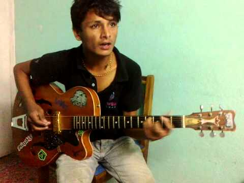 Aaina jhyal unplugged by sujan   vocalist of distorted rhythm