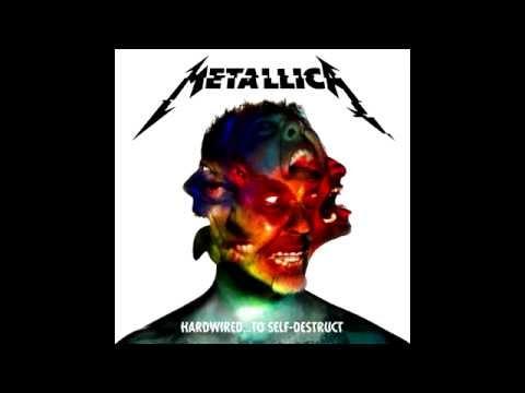 Metallica - Hardwired (D tuning)