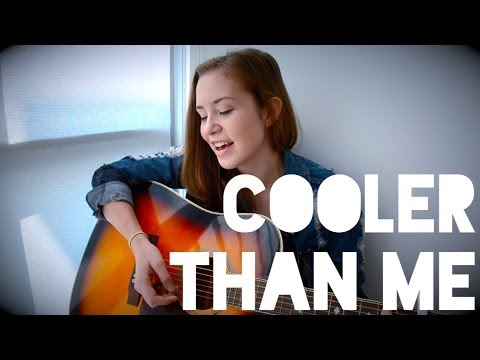 Mike Posner - Cooler Than Me (Cover) - Helena To Guitar