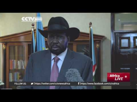 President Salva Kiir insists more AU troops not welcome in Juba