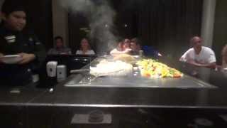 Жесть! Мексиканский повар в японском ресторане! Смотреть до конца!)