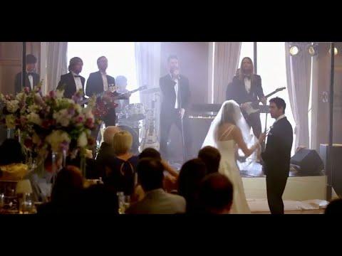 Morning talker maroon 5 crashes weddings and harvard for Maroon 5 wedding video