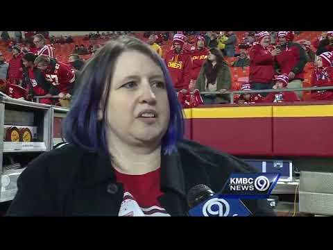 Dream Factory/Chiefs honor Missouri woman's courageous battle
