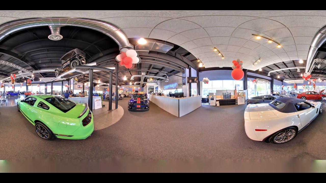 ricart used car factory 360 virtual tour youtube. Black Bedroom Furniture Sets. Home Design Ideas