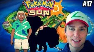 Pokemon SUN (odc. 17) - SAMSON OAK! + NOWY POKEMON Z JAJKA?