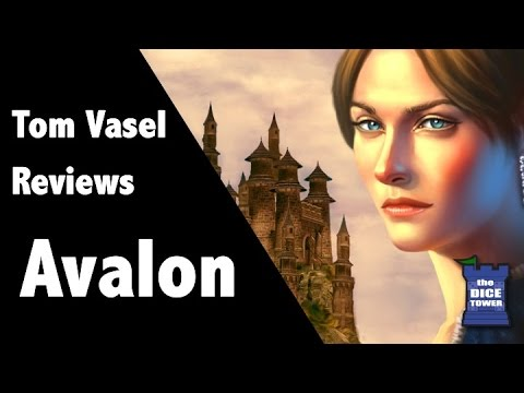 Avalon Review - with Tom Vasel