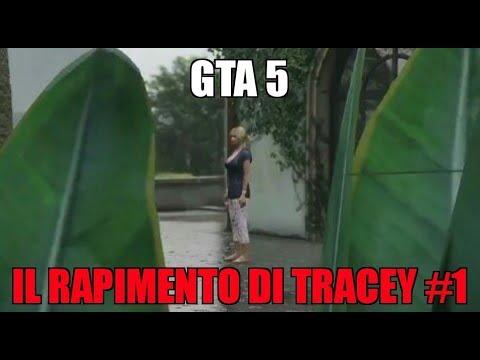 GTA 5: Il rapimento di tracey! parte 1° [rockstar editor]