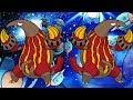 Heatmor / Marshtomp Battle Spot COMBO!