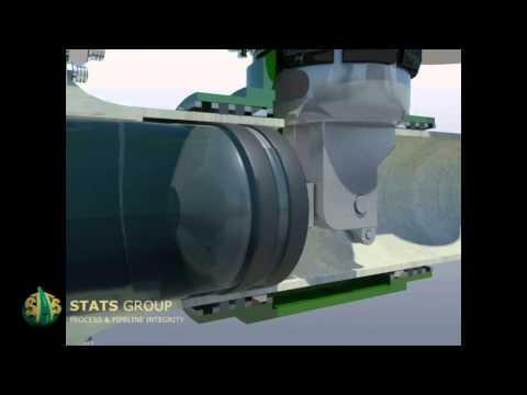 BISEP™ | Pipeline double block and bleed Isolation | Removal / Decommissioning