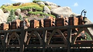 Ultimate Orlando Clicks #7 - Seven Dwarfs Mine Train Vehicle Photos