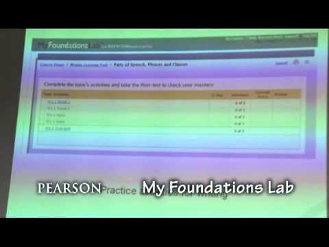 myfoundations lab Myfoundationslab is an online, mastery-based program that provides personalized, integrated and accelerated remediation in reading, writing and math to prepare your students for college and career.