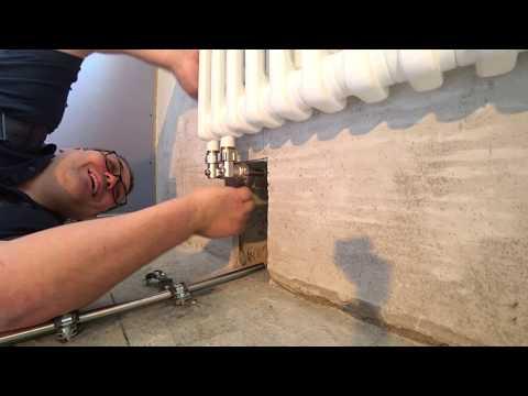 Почему я использую нержавейку а не PEX трубы при подключении радиаторов системы отопления
